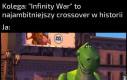 To dopiero crossover!