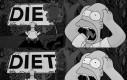 Załamany Simpson