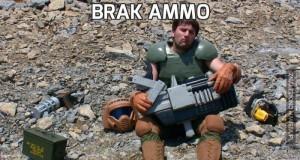 Brak ammo