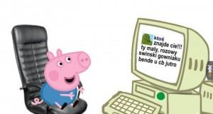 Internetowy agresor