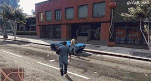 Wypad z auta!