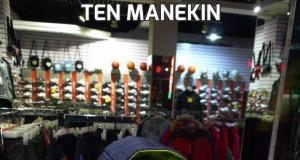 Ten manekin