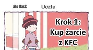 Life hack: Uczta