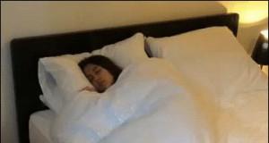 Gdy próbuję zasnąć