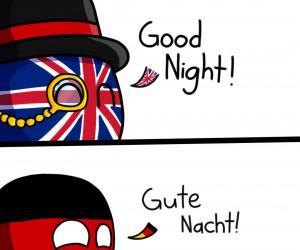 Słowo dobranoc w różnych językach