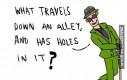 Bat-zagadka