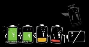 Działanie baterii
