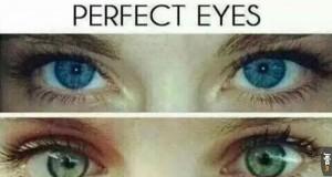 Idealne oczy