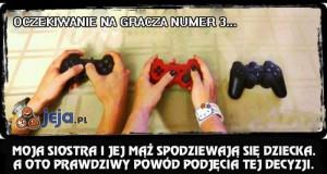 Gdy mąż i żona są nałogowymi graczami...