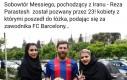 Messi chodzi po Iranie w koszulce Barcelony i do mnie zagadał - seems legit