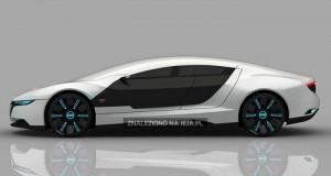Nowy koncept Audi A9