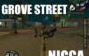 Takie rzeczy, tylko na Grove Street