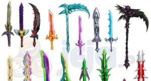 Miecze z Terrarii