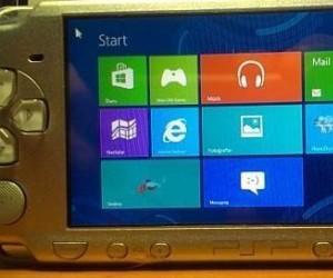 Windows 8 w PSP