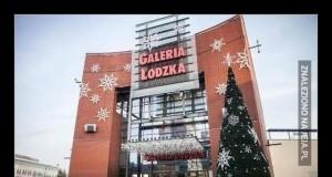 W Łodzi już przed Świętem Zmarłych pojawiły się pierwsze dekoracje świąteczne