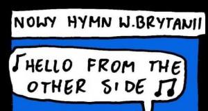 Nowy hymn Wielkiej Brytanii