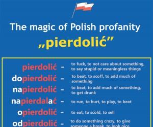 Magia polskich wulgaryzmów