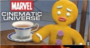 Porównanie Marvela kinowego i serialowego