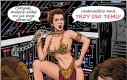 Zniewolona Leia