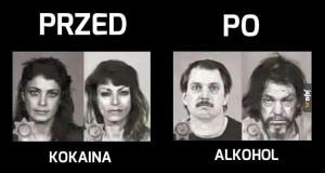 Narkotyki i ich wpływ na ciało człowieka