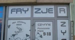 Fryzjer Rzyga