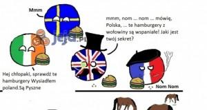 Śląskie hamburgery