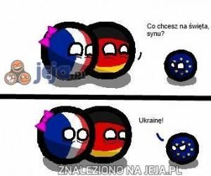 Ukrainę!
