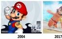 Mario zaliczył usuwanie dziary