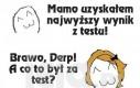 A czy Ty możesz pochwalić się najwyższym wynikiem z testu?