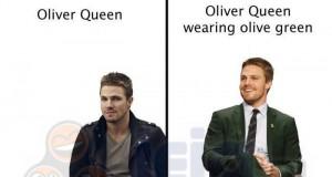 Oliver Queen...