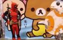 Deadpool spotyka BB-8
