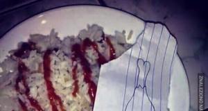 Studencki posiłek