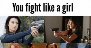 Walczysz jak dziewczyna