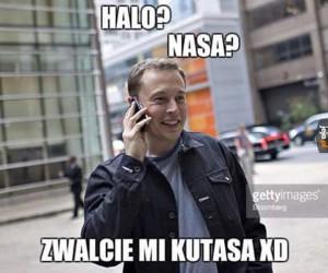 Elon geniusz satyry
