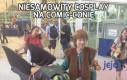 Niesamowity cosplay na Comic-Conie