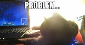 Problem rozwiązany!