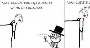 Jak ludzie widzą Parkour w innych krajach i w Polsce