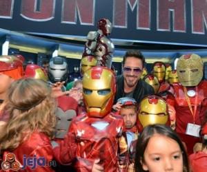 Iron man i jego Iron Kids