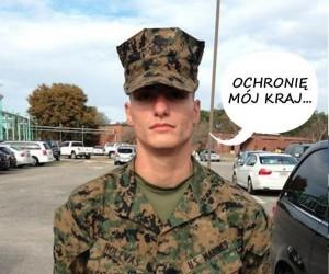 Dzielny żołnierz