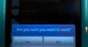 Jesteś pewien?