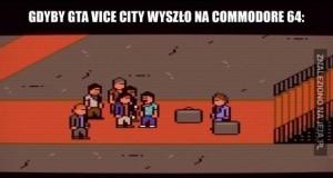 Vice City na Commodore 64?