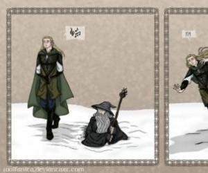 Gandalfie, ty trollu!