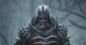 Średniowieczny Lord Vader idzie skopać Wam tyłki