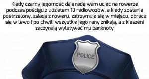 Niełatwe jest życie policjantów z GTA