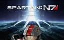 Shepard w pancerzu spartanina