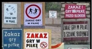 Teraz wiecie dlaczego Polacy słabo grają w piłkę