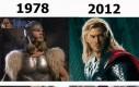 The Avengers - 1978 vs 2012