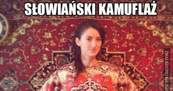Słowiański Kamuflaż Jejapl