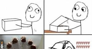 Ciasteczkowe rozczarowanie