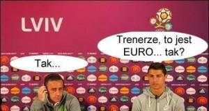 Szczęśliwy Ronaldo
